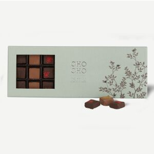 Box with min. 280 gr. 27 pieces CHO CHO